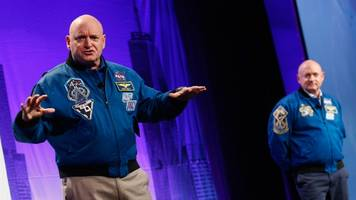 nasa twins study shows what a year in space did to scott kelly's body