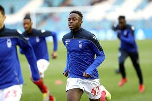 nottingham forest's arvin appiah reveals martin o'neill's key message to him