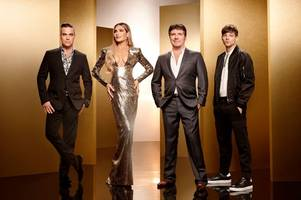 robbie williams and wife ayda quit as the x factor judges