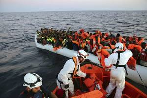 france to take in 20 migrants from ngo rescue ship off malta