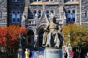georgetown university students agree to create slavery reparations fund