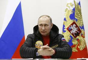 russia to approve new arctic development strategy this year: putin