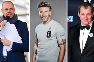 robbie savage left stunned as cardiff city fan jason mohammad and burnley supporter alastair campbell prank him live on air