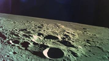 beresheet spacecraft: 'technical glitch' led to moon crash