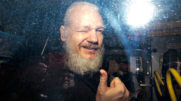 julian assange: sweden considers reviving rape inquiry