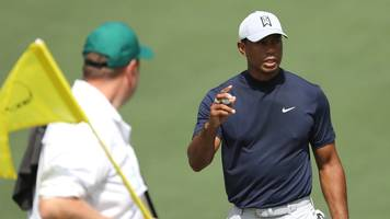 the masters 2019: day 1 highlights