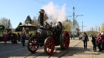 beamish's great north steam fair is a blast from the past