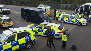 twenty-nine people in van on m5 in devon 'are vietnamese'