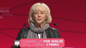 welsh labour's 2019 spring conference