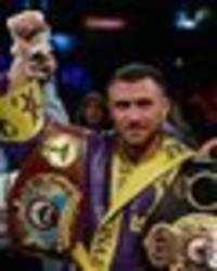 did you see bizarre vasyl lomachenko moment? anthony crolla win celebrated one round early