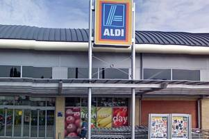 aldi launches its first self-service checkouts - and they're at this midlands store