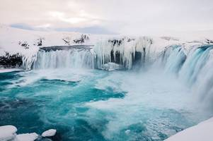 you can fly to northern iceland from humberside to enjoy whale watching and a beer spa!