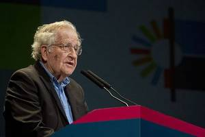 Noam Chomsky: America's Extraterritorial Reach Is Its Own Scandal