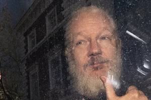UN torture expert warns against Assange's extradition to US