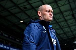 alex neil blames west brom job speculation as preston are thumped by baggies