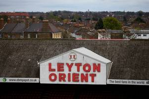 national league leaders leyton orient receive incredible red card v sutton united