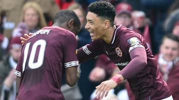 hearts beat inverness ct to reach scottish cup final - report & highlights