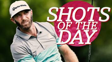 masters 2019: dustin johnson, rory mcilroy & matt kuchar feature in best shots of day two