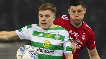 will treble treble dream go on for celtic? or can aberdeen spring shock?