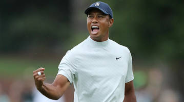 Out of the Woods? Tiger Is (Finally) Back In Prime Position to Win the Masters