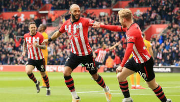 southampton 3-1 wolves: report, ratings & reaction as magnificent saints secure crucial win