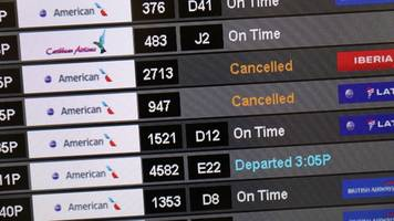 American Airlines Cancels 737 Max Flights Through Mid-August