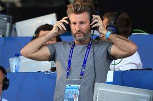 'i used to destroy aston villa' robbie savage's cheeky radio chat with young fan