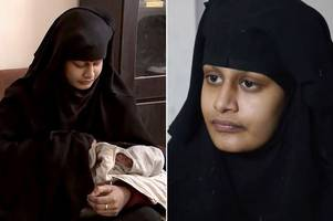 ISIS bride Shamima Begum 'gets legal aid to fight for British citizenship back'