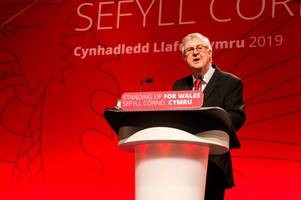 what their party conference taught us about the state of welsh labour