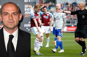 match of the day pundits' verdict on the one 'definite penalty' cardiff city should have been given versus burnley