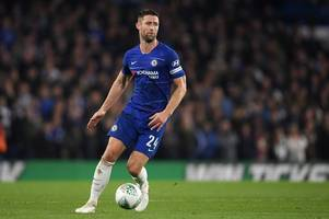 Chelsea's forgotten man sends Maurizio Sarri a message ahead of Liverpool game