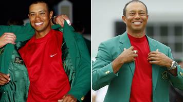 'greatness like no other' - reaction to 'greatest comeback story in sport' as woods wins masters