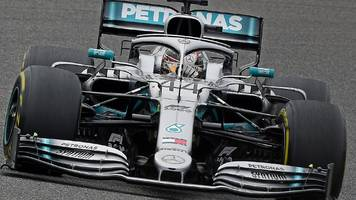 hamilton wins formula 1's 1,000th race