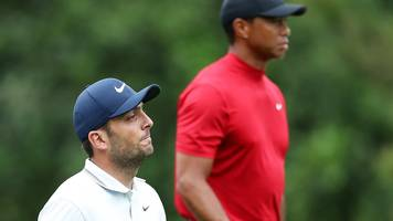 masters 2019: tiger woods & francesco molinari in enthralling battle at the top