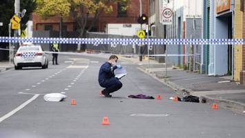 melbourne nightclub shooting leaves four injured, two critically