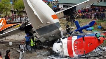 nepal plane crash: three die at world's 'most dangerous' airport