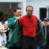 Thanks a million - punter scores record win on Tiger Woods' Masters victory