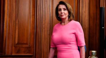 nancy pelosi says hard border in ireland would prevent us-uk trade deal