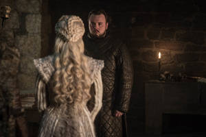 'Game of Thrones': John Bradley on Why Sam Thinks Daenerys Is 'Psychopathic' After Season 8 Premiere