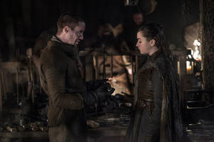 'game of thrones': what was that weapon arya asked gendry to make?