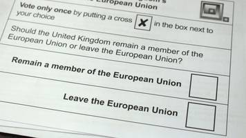 is there time for another brexit vote?