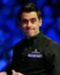 ronnie o'sullivan coach banned from romford training base - this is why