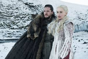 In Game of Thrones, Jon Snow has to decide whether Daenerys is a worthy queen