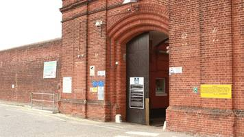 HMP Norwich inmate sectioned for prison officers attack
