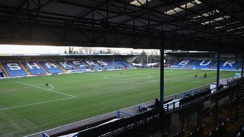 Matthew McCarthy: Bury director apologises for off-field problems at the club