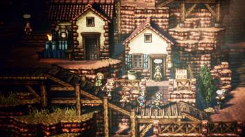 'Octopath Traveler' Travels From Nintendo Switch To PC