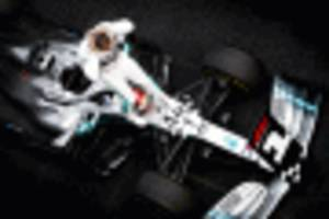 another one-two for mercedes-amg at 2019 formula 1 chinese grand prix