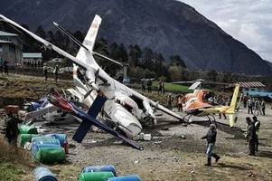 bristol backpackers missed nepal plane crash by 10 minutes
