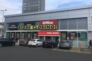 office outlet to close leicester store after struggling chain fails to find a buyer