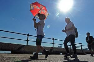 UK set for sizzling Easter 'heatwave' hotter than Majorca - here's how warm Birmingham will be